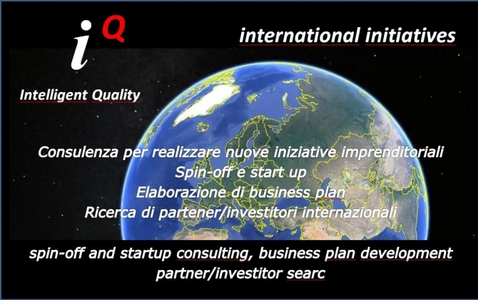 INTERNATIONAL INIZIATIVES -   INIZIATIVE IMPRENDITORIALI INTERNAZIONALI - international initiatives