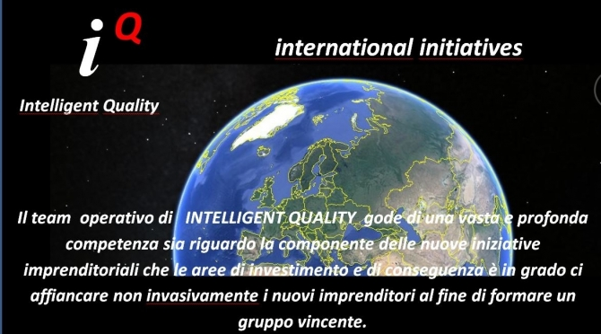 - international initiatives